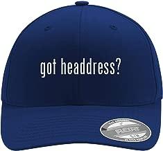 got Headdress? - Men's Flexfit Baseball Hat Cap