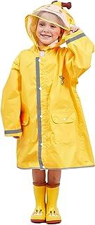 LIVACASA Regenponcho, uniseks, waterdicht, licht, regenjas, schooltas, ademend, regenjas, tas, outdoor, regenoverall, refl...