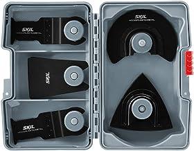 SKIL 18 Piece Oscillating Multi Tool Accessory Set – OSA8001
