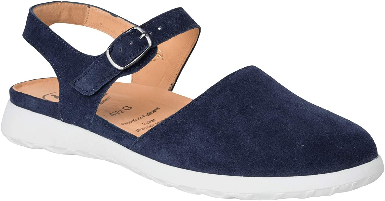 Ganter 2021 new Women's Ankle-Strap Sandal Dallas Mall