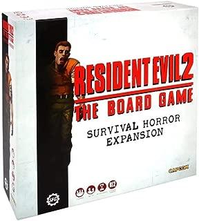 Steamforge Games Resident Evil 2 Survival Horror Expansion (Feb 2019) Board Game