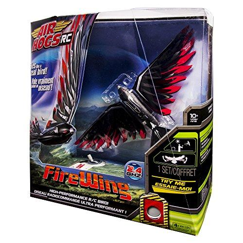 Air Hogs RC FireWing - Red R/C Flying Bird