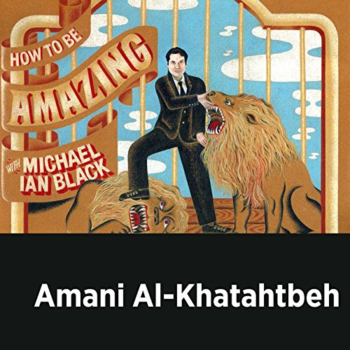 Amani Al-Khatahtbeh audiobook cover art