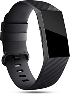 Deportivo Recambio de Pulsera Sin Reloj RIOROO Correa Compatible para Fitbit Versa Pulsera//Versa 2 Correa//Versa Lite Correas//Blaze Pulseras,Silicona Banda de Relojes para Hombres Mujeres