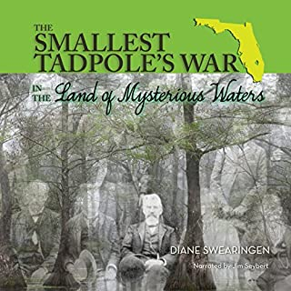 The Smallest Tadpole's War in the Land of Mysterious Waters audiobook cover art