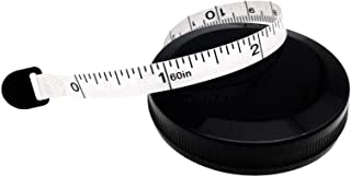 Tape Measure Retractable Measuring Tape for Cloth Body Measuring Tape and the Dual Sided Tape Measure for Sewing Tailor Fa...