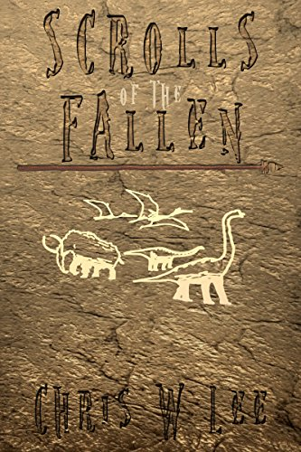 Couverture du livre Scrolls of the Fallen (Adam and Eve Book 1) (English Edition)