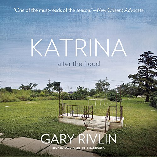 Katrina audiobook cover art