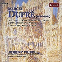 Complete Organ Works 8: Psalm Xviii / Vision Op 44 by JEREMY FILSELL (2000-05-15)