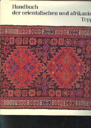 Gans-Ruedin Handbuch der orientalischen und afrikanischen Teppiche, Prestel Großband, 442 Seiten, Bilder