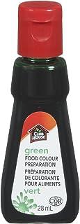 Club House, Food Colour Preparation, Green, 28ml