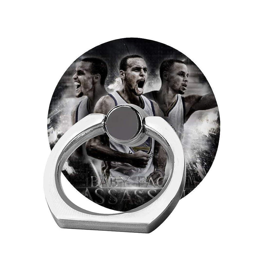 見つけたホラー離婚スマホリング 携帯リング 指リング 薄型 落下防止 スタンド機能 ステフィン カリー バスケ バンカーリング 指輪リング タブレット/各種他対応 360回転 スマホブラケット
