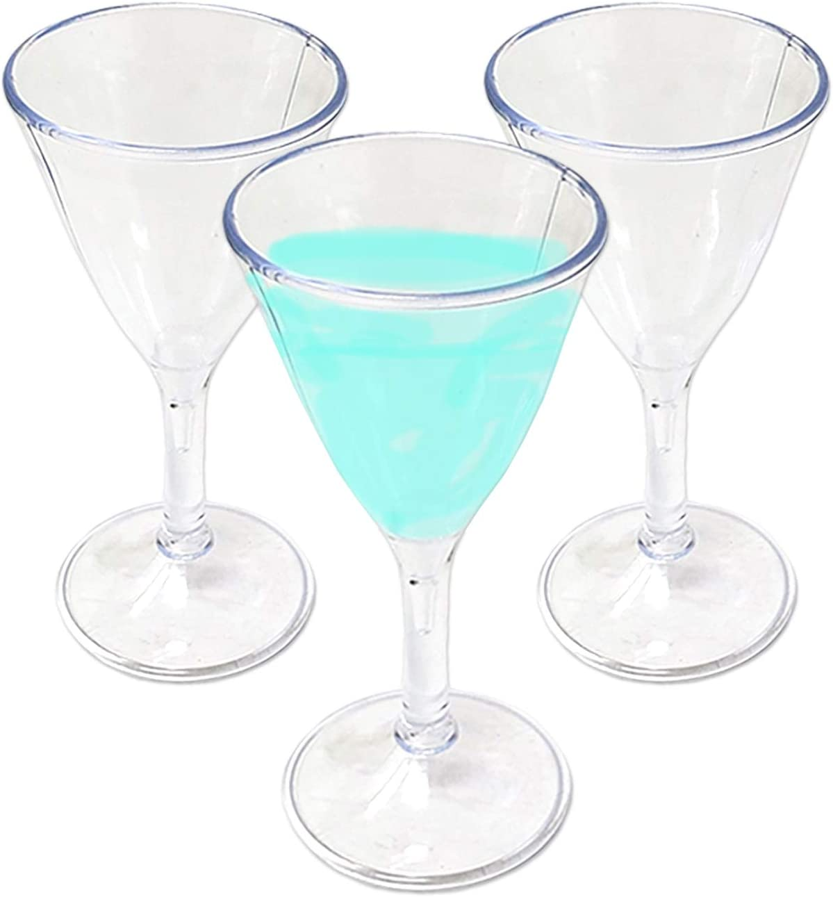 Martini Shot Glasses Party Supplies Alcohol cheap Mini Max 82% OFF Durable Cup