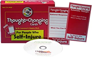 Childswork / Childsplay Thought Changing Cards for People Who Self-Injure