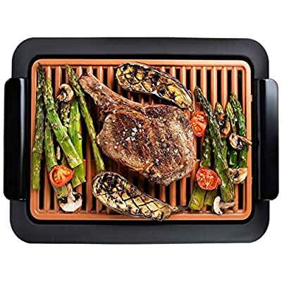 gotham steel smokeless grill, End of 'Related searches' list