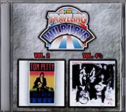 The Traveling Wilburys Import CD - The Traveling Wilburys Vol. 2 and Vol. 4.5