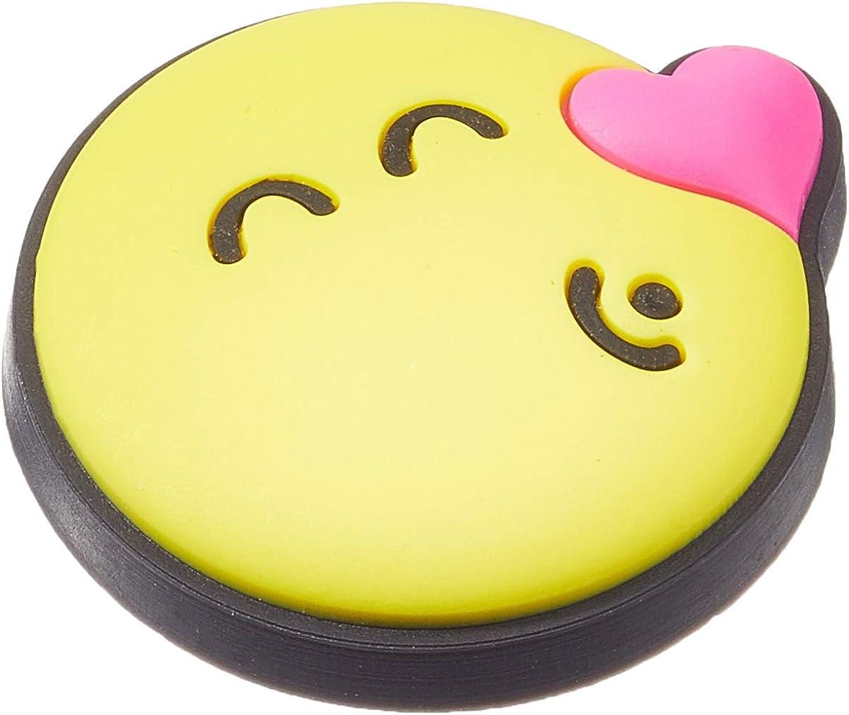 Multicolour Crocs Unisex Adults Jibbitz B/&W Shoe Decoration Charms Multicolour One Size