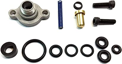 yjracing Fuel Relief Pressure Spring /& Seal Kit Fit for 99-03 Ford 7.3 7.3L Powerstroke Diesel