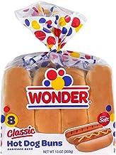 Wonder Bread Classic Hot Dog Buns - 13 oz Package