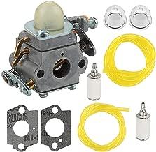 Mckin 308054043 Carburetor fits Ryobi 308054028 308054043 CS26 SS26 Homelite 26CC Trimmer Brushcutter Blower