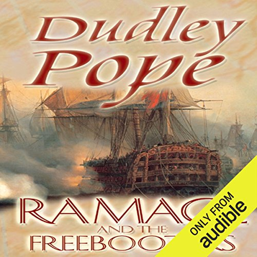 Ramage and the Freebooters audiobook cover art