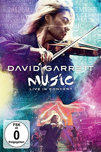 David Garrett - Music/Live in Concert [Blu-ray]