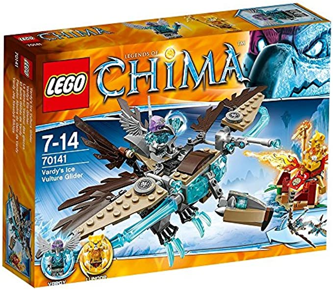 LEGO Chima 70141 Vardy's Ice Vulture Glider