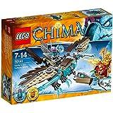 LEGO Legends of Chima - El Buitre gélido de Vardy, Juego de construcción (70141)