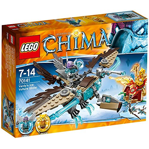 LEGO Legends of Chima 70141 - Vardys Eis-Gleiter