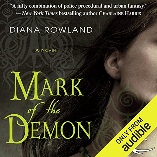 Mark of the Demon audiobook cover art