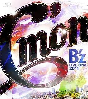 B'z LIVE-GYM 2011-C'mon-(Blu-ray Disc)