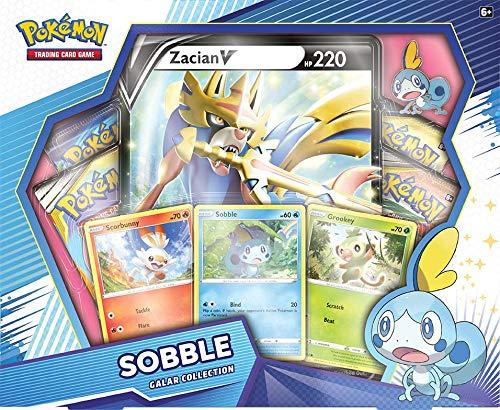 Pokémon POK80476-6 TCG: Galar Collection (One at Random), gemengde kleuren