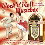 Rock'n'Roll Musicbox-50 Original Hits [Import]