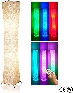 Best multicolor floor lamp Reviews