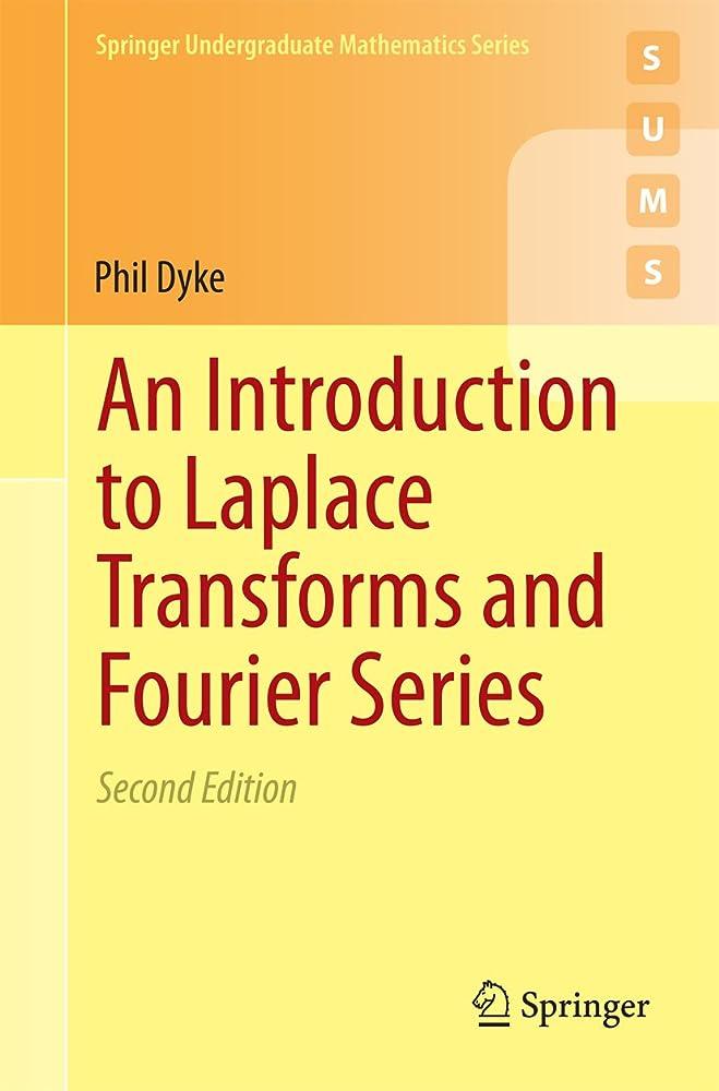 してはいけませんトマトチャーミングAn Introduction to Laplace Transforms and Fourier Series (Springer Undergraduate Mathematics Series) (English Edition)