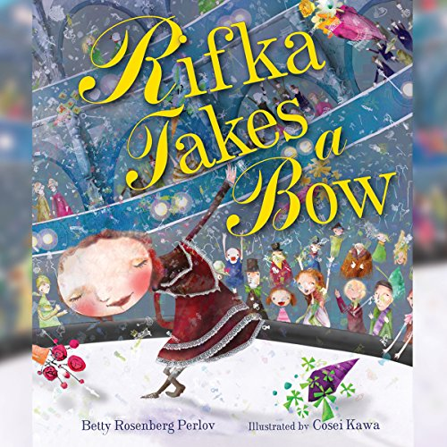 Rifka Takes a Bow audiobook cover art