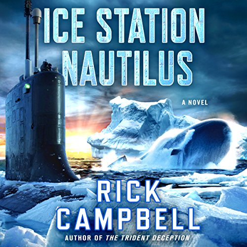 Ice Station Nautilus cover art