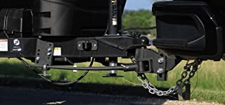 Blue Ox BXW0650 TrackPro Weight Distribution Hitch with 7 Hole Shank - 600 lb. TW