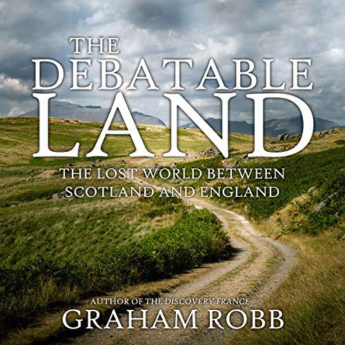 The Debatable Land audiobook cover art