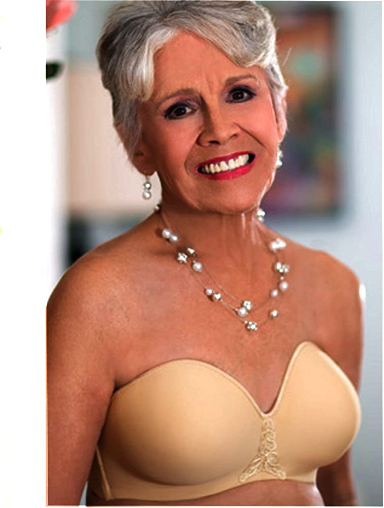 ABC Clearance SALE! Limited time! Sale Women's Seamless Underwire Strapless Convertible Mastectomy