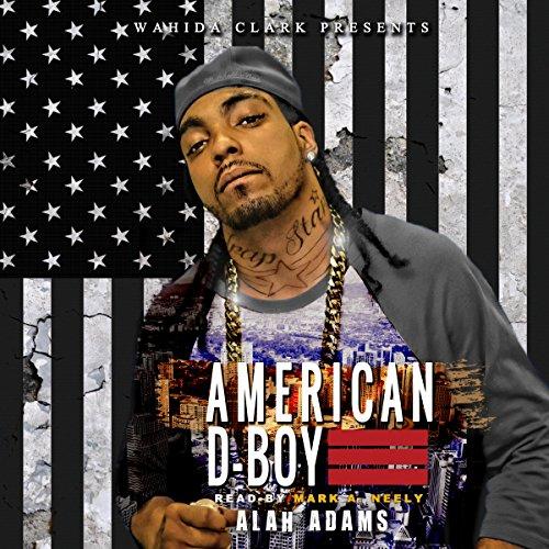 Amercian D-Boy audiobook cover art