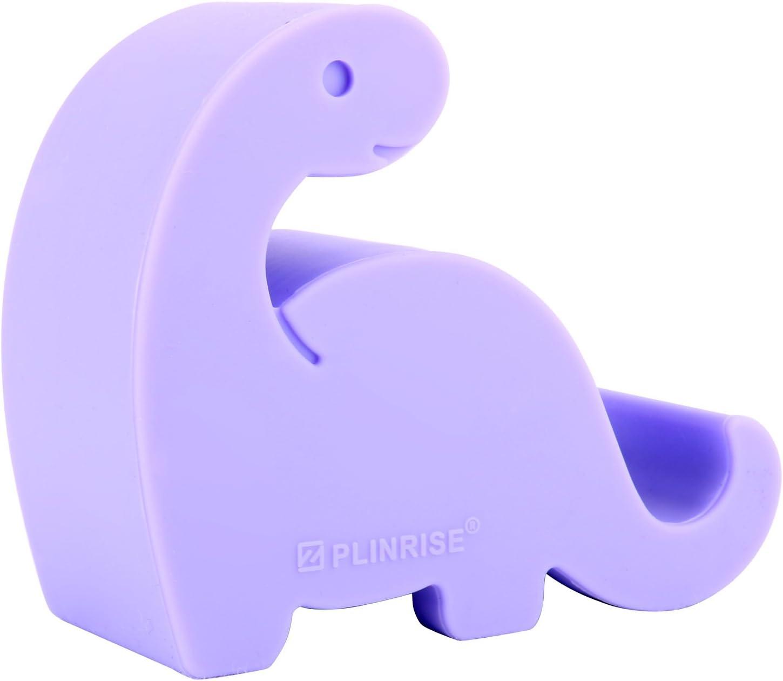 Plinrise Animal Desk Phone Stand Update Minneapolis Mall latest Dinosaur Offic Silicone