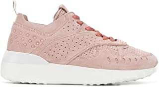 Tod's Sneaker Rosa in Morbido camoscio - XXW80A0W590 J9EM003 - Taglia