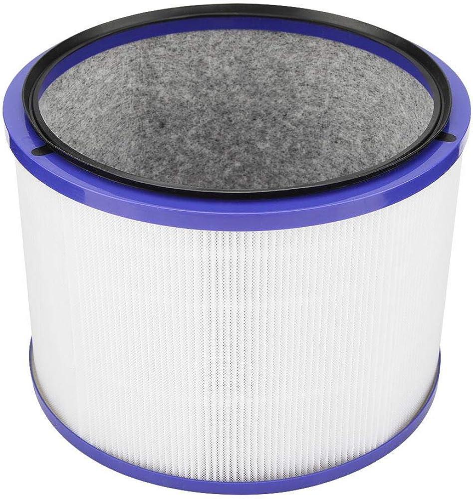 Topincn purificatore d` aria elemento filtrante di ricambio per aspirapolvere dyson hp01 hp02 hp03 dp01 dp02 d