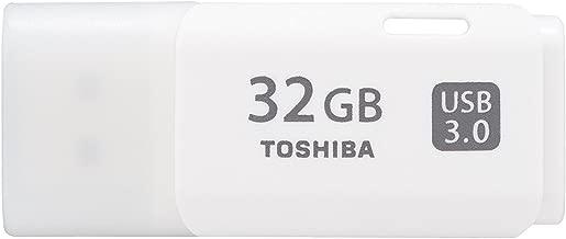 Toshiba Hayabusa Pendrive 32GB, Chiavetta USB 3.0, Bianco