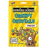 Galt Horrible Science Spielzeug – Gruselige Kristalle, Wissenschaftsset für Kinder, ab 8 Jahren -