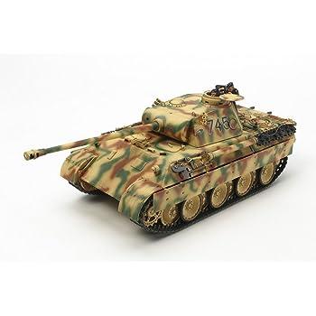 タミヤ 1/35 ミリタリーミニチュアシリーズ No.345 ドイツ陸軍 中戦車 パンサーD型 プラモデル 35345