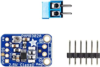 adafruit mono amplifier