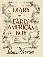 Diary of an Early American Boy: Noah Blake 1805 (Dover Books on Americana)