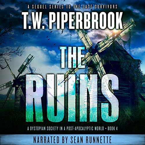 The Ruins Book 4 audiobook cover art